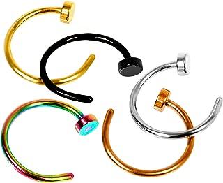 anodized titanium body jewelry