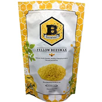 Beesworks Yellow Beeswax Pellets - 2 lb
