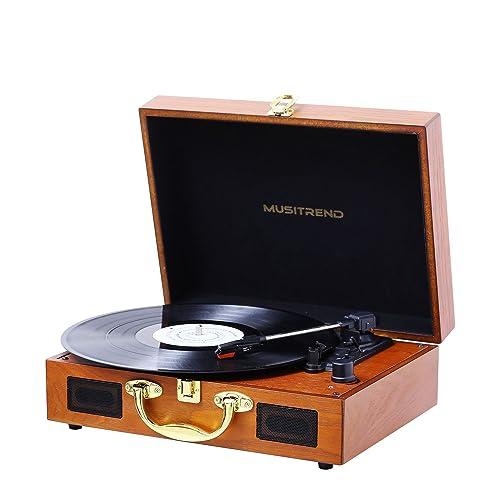 Tocadiscos de Sonido: Amazon.es