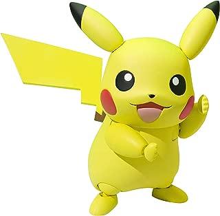 S.H. Figuarts Pokemon Pikachu About 100mm PVC ABS Action Figure
