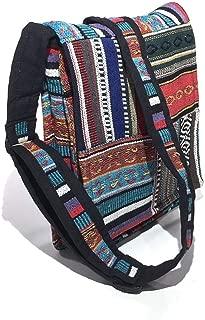 Small Adjustable Tribal Bohemian Crossbody Shoulder Bag Sling Purse or Tablet Case