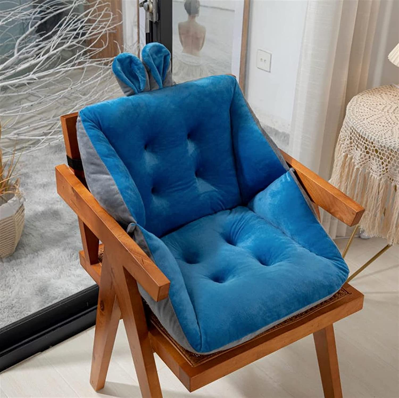 Popular products KHAILIUB Chair Cushion Modern Solid Color Seat sale Semi-Closed Soft