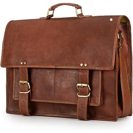 Lehrertasche Berliner Bags Bremen Aktentasche Arbeitstasche Bürotasche Laptoptasche 18 Zoll Braun Herren Groß Leder Xxl Koffer Rucksäcke Taschen