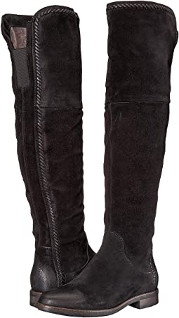 b4ceaeba484 Tory burch caitlin stretch over the knee boot