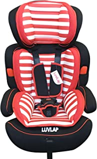Luvlap Child Car Seat Multi-Adjustable - (Red), Piece of 1