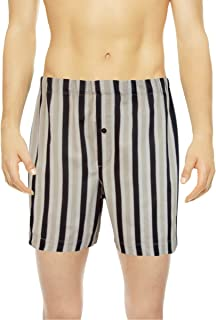 Casanova Boxer Shorts Sateen Cotton, Crafted in Europe