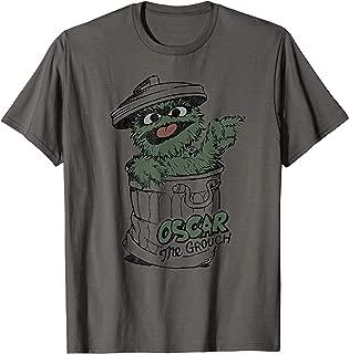 Sesame Street Oscar Early Grouch T Shirt T-Shirt