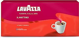 Lavazza Café Moulu Il Mattino, Espresso intense et Généreux, Lot de 4 Paquets x 250 g [1kg]