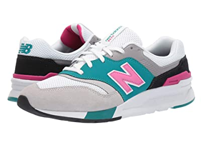 New Balance Classics CM997Hv1-USA (Nimbus Cloud/Verdite) Men