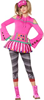 Adult Zoey Fortnite Costume | Officially Licensed