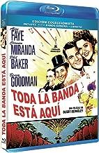 The Gang's All Here Toda La Banda Está Aquí Soundtrack Region B  Non-usa Format Spain