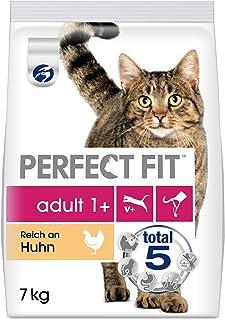 Perfect Fit – Trockenfutter für erwachsene Katzen – Unterstützt die Vitalität, verschiedene Sorten