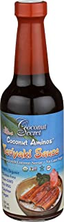 Coconut Secret, Aminos Coconut Teriyaki Organic, 10 Fl Oz