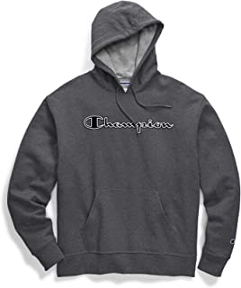 Champion Men's Graphic Powerblend Fleece Hood