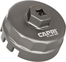 Capri Tools 2-1501-4HD Forged Toyota Oil Filter Wrench, for Toyota/Lexus with 1.8L 4-Cylinder Engine