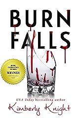 Burn Falls: A Human Vampire Romance Novel Kindle Edition