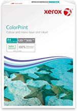 Xerox ColorPrint - Papel (A4 (210x297 mm), Impresión láser, Blanco, 120 g/m², ECF, 500 hojas)