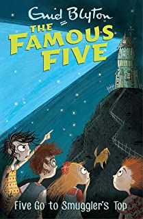 Famous Five: Five Go To Smuggler's Top: Book 4