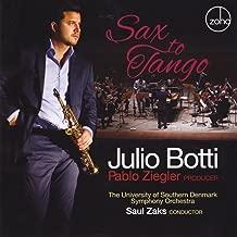 Libertango (feat. The University of Southern Denmark Symphony Orchestra & Saul Zaks)