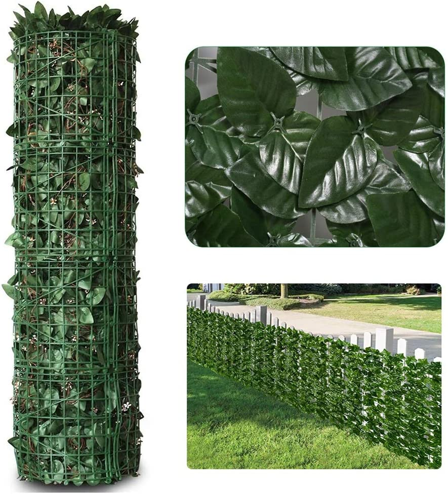 Decorative Fences Artificial Ivy Fence Indefinitely Discount mail order Garden Screen Privacy UV-