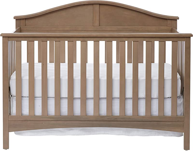 Suite Bebe Tanner 4 In 1 Convertible Crib Blossom Grey