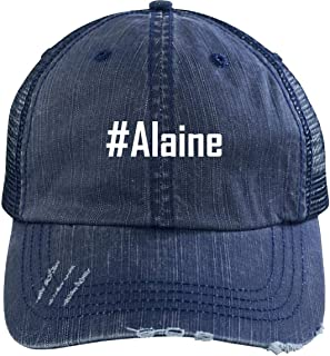CHICKYSHIRT #Alaine - A Nice Adjustable Embroidered Hashtag Dad Hat Cap