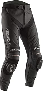 RST 2052 TracTech Evo III Mens Armoured Motorcycle Leather Jeans - Black 34