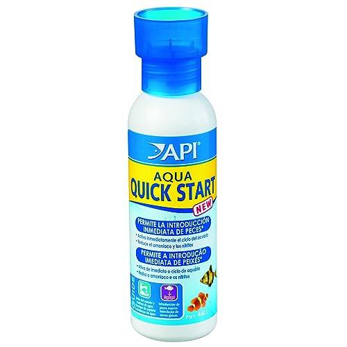 Api Traitement de l'Eau pour Aquariophilie Aqua Quick Start 118 Ml