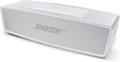 Bose SoundLink Mini Bluetooth speaker II ポータブル ワイヤレス スピーカー スペシャルエディション マイク付 最大8時間 再生 防滴 12.7 cm (W) x 13.1 cm (H) x 5.6...