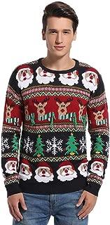 Best mens retro christmas sweater Reviews