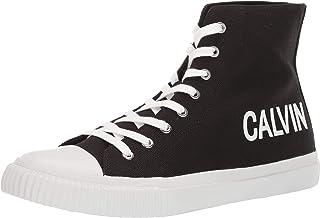 Calvin Klein Lacopo, Men's Fashion Sneakers, Black, 46 EU