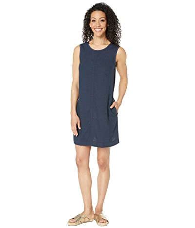 Toad&Co Tara Hemp Sleeveless Dress (Deep Navy) Women