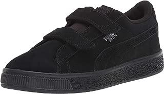 Suede 2 Straps Kids Sneaker