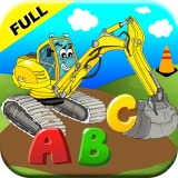 Construction Truck ABC Games for Toddler Kids 2+ FULL VERSION