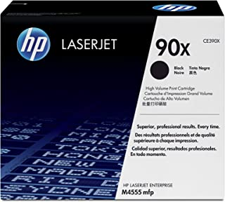 HP 90X   CE390X   Toner Cartridge   Black   High Yield