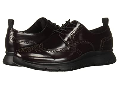 Kenneth Cole New York Trent Lace-Up (Burgundy) Men