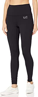 Emporio Armani EA7 Women's Vigor7 Leggings, Black, Small