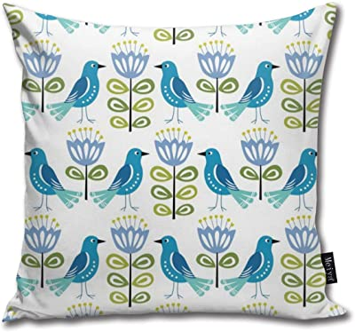 FairOnly Fashion - Funda de Almohada Cuadrada con Estampado ...