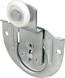 Prime-Line N 6649 Closet Door Roller, Back, 3/8-Inch Offset, 7/8-Inch Nylon Wheel,(Pack of 2)