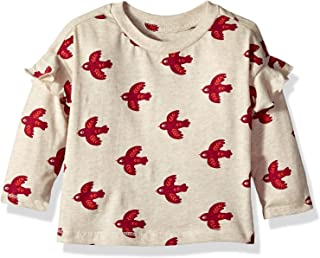 Gymboree Baby Girls Long Sleeve Graphic Top