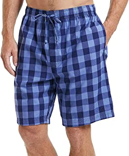 Men's Woven Sleep Jam Short, Navy, X-Large