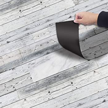 Amazon.com: funlife Self-Adhesive Vinyl Floor Wall Sticker