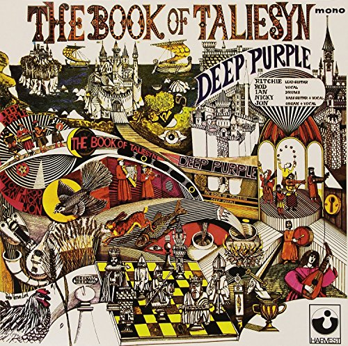 The Book of Taliesyn [Vinyl LP]