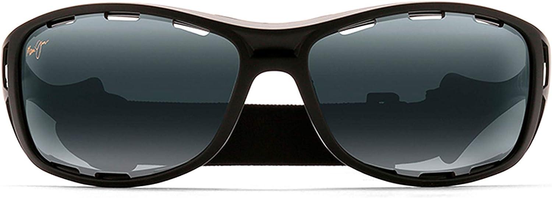 Maui Jim 2021 Minneapolis Mall model Waterman Sunglasses Wrap