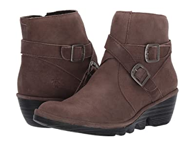FLY LONDON PERZ914FLY (Grey Ranch) Women