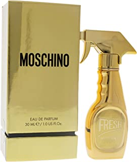 Moschino Moschino Gold Fresh Couture by Moschino for Women 1 Oz Eau de Parfum Spray 1 Oz Multi