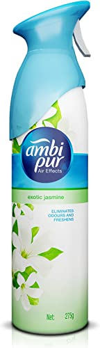 Ambi Pur Air Effect Exotic and Jasmine Air Freshener - 275 g