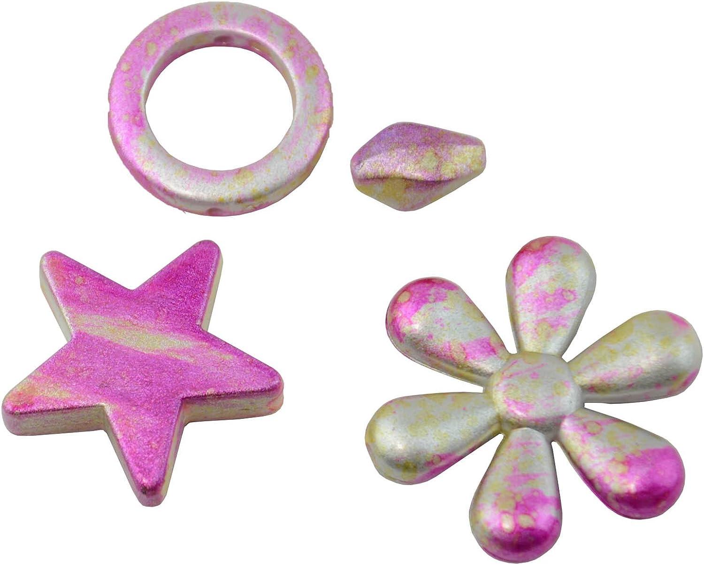 50g Mixed Colour Acrylic Beads Stardust (53850-115) B004WKJVUY | Garantiere Garantiere Garantiere Qualität und Quantität  54e8a7