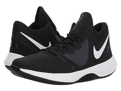 Nike Air Precision II (Black/White 2) Men