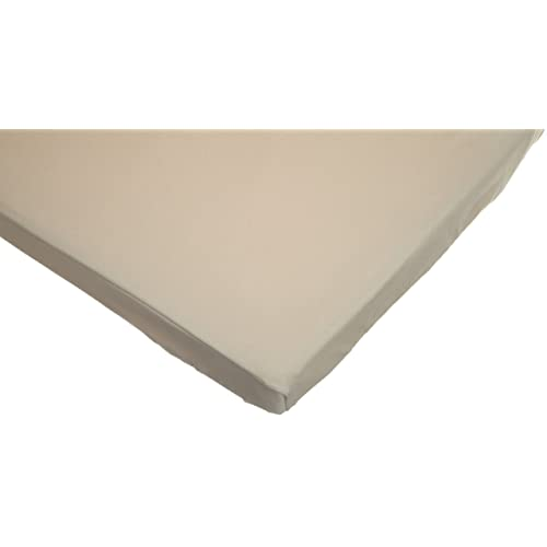 American Baby Company Knit Fitted Pack N Play Playard Sheet made with Organic Cotton, Natural
